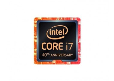 Intel i7 8086K Special Edition, 40 anni e non sentirli