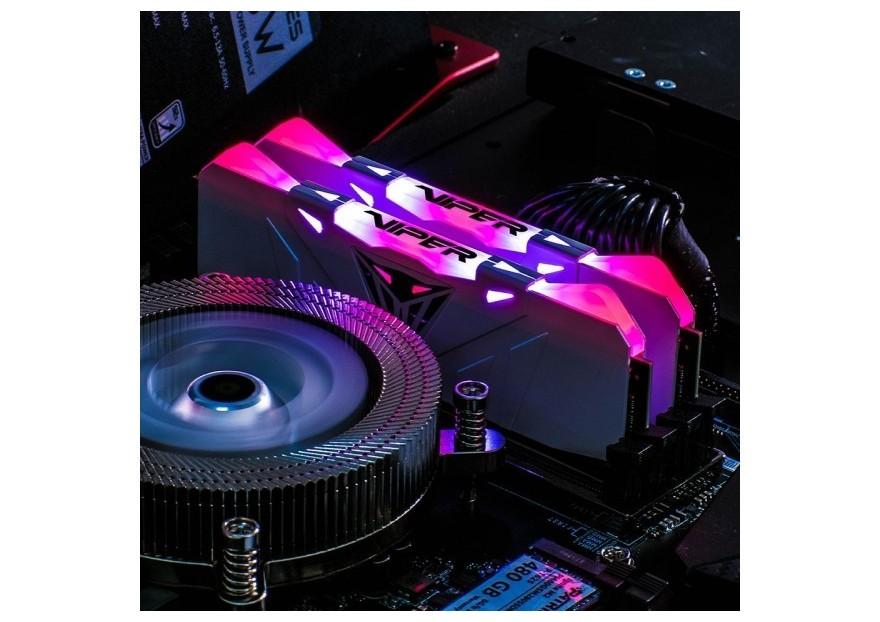 VIPER RGB, nuove RAM ad alte prestazioni di PATRIOT
